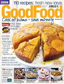 BBC Good Food Magazine, March 2011