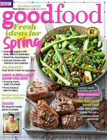 BBC Good Food Magazine, May 2015