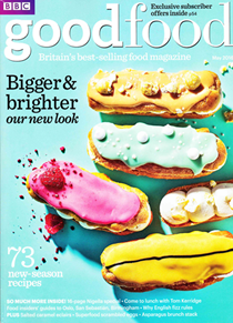 BBC Good Food Magazine, May 2016