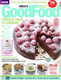 BBC Good Food Magazine, May 2011