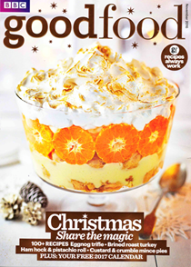 BBC Good Food Magazine, November 2016