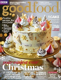 BBC Good Food Magazine, November 2017: Christmas 2017 Issue