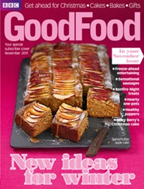 BBC Good Food Magazine, November 2011