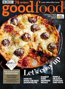 BBC Good Food Magazine, October 2018 (#159)