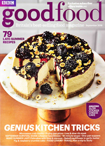 BBC Good Food Magazine, September 2016