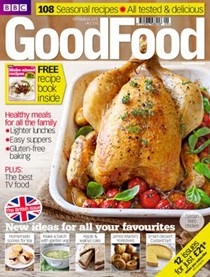 BBC Good Food Magazine, September 2011