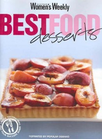 Best Food Desserts (The Australian Women's Weekly New Essentials series)