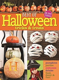 Best of Halloween Tricks & Treats, Second Edition (Better Homes and Gardens Cooking)