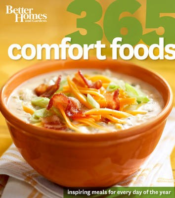 Better Homes & Gardens: 365 Comfort Foods
