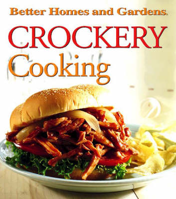 Better Homes & Gardens Crockery Cooking
