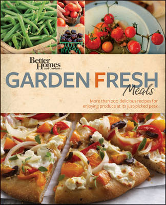Better Homes & Gardens Garden Fresh Meals