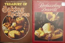 Better Homes & Gardens Treasury of Baking Recipes