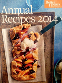 Better Homes and Gardens Annual Recipes 2014