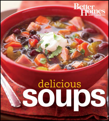 Better Homes and Gardens Best Soup Recipes (Bn)