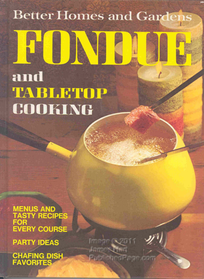 Better Homes and Gardens Fondue and Tabletop Cooking