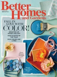 Better Homes and Gardens Magazine, March 2016