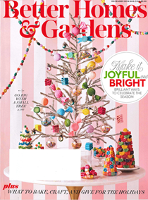 Better Homes and Gardens Magazine, December 2018