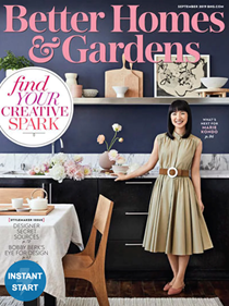 Better Homes and Gardens Magazine, September 2019