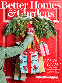Better Homes and Gardens Magazine, December 2019