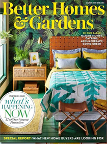 Better Homes and Gardens Magazine, March 2020