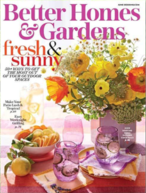 Better Homes and Gardens Magazine, June 2020