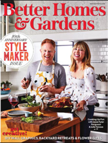 Better Homes and Gardens Magazine, May 2021: 10th Anniversary Style Maker Issue