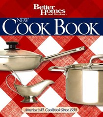 Better Homes and Gardens New Cook Book, 14th Edition
