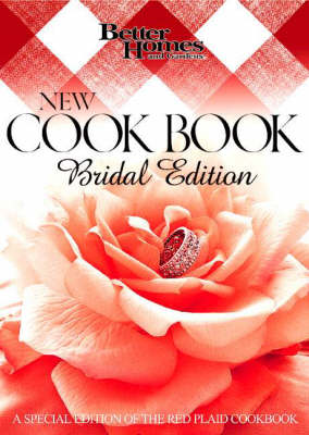 Better Homes and Gardens New Cook Book, Bridal Edition