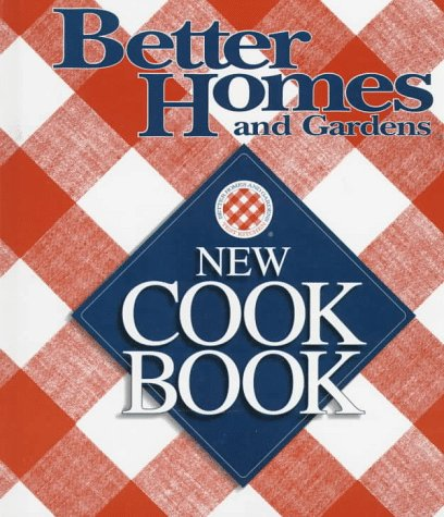 Better Homes and Gardens New Cook Book, 11th Edition