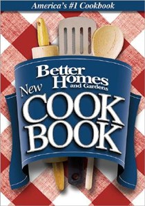 Better Homes and Gardens New Cook Book, 12th Edition