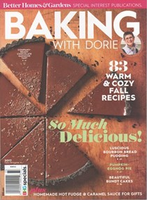 Better Homes and Gardens Special Interest Publications: Baking With Dorie (2017)