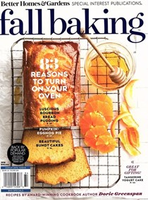 Better Homes and Gardens Special Interest Publications: Fall Baking (2018)