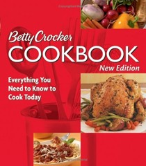 Betty Crocker Cookbook, 10th Edition: Everything You Need to Know to Cook Today