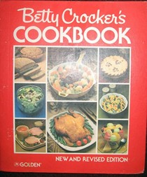 Betty Crocker's Cookbook, New and Revised Edition (Ringbound)