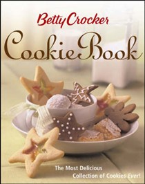 Betty Crocker's Cookie Book, Updated: The Most Delicious Collection of Cookies Ever!