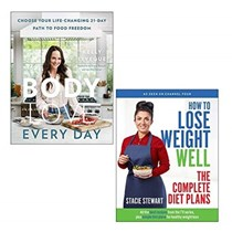 Body Love Every Day [Hardcover], How to Lose Weight Well: The Complete Diet Plans 2 Books Collection Set
