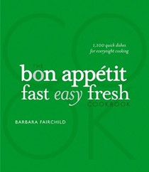 Bon Appetit Fast Easy Fresh Boxed Set