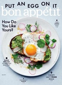 Bon Appétit Magazine, April 2017