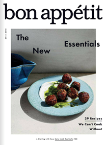 Bon Appétit Magazine, April 2018