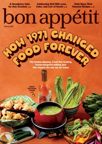 Bon Appétit Magazine, April 2021