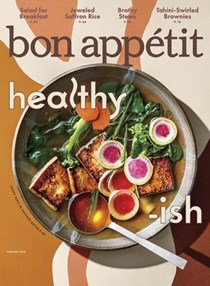 Bon Appétit Magazine, February 2018