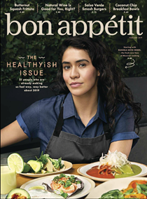 Bon Appétit Magazine, February 2019: The Healthyish Issue