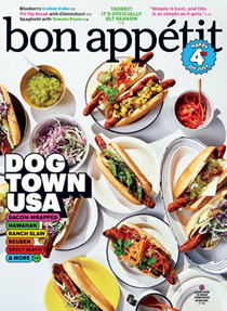 Bon Appétit Magazine, July 2016