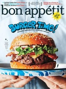 Bon Appétit Magazine, June 2015: The Grilling Issue