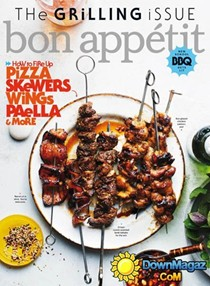 Bon Appétit Magazine, June 2016: The Grilling Issue