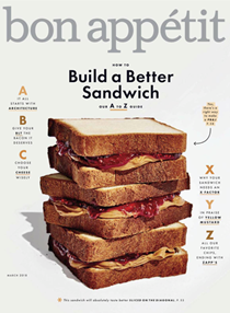 Bon Appétit Magazine, March 2018