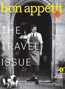 Bon Appétit Magazine, May 2014: The Travel Issue