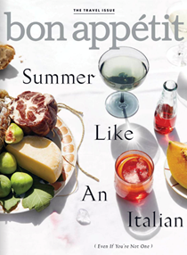 Bon Appétit Magazine, May 2018: The Travel Issue