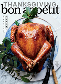 Bon Appétit Magazine, November 2016: The Thanksgiving Issue
