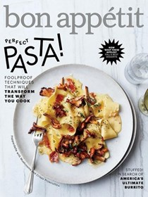 Bon Appétit Magazine, October 2016: The Entertaining Issue